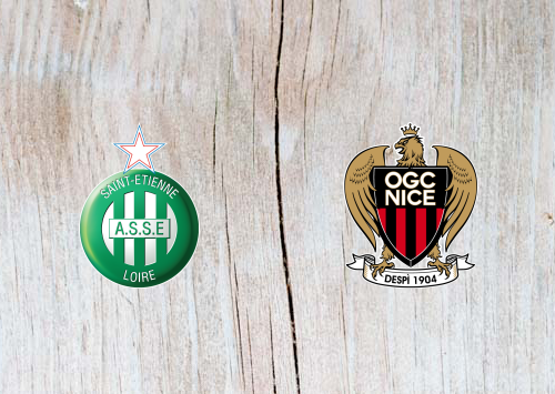 Saint-Etienne vs Nice - Highlights 18 May 2019