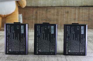 Jual Baterai CANON 1100D/1200D