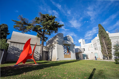 Joan Miro Foundation Barcelona_by_Laurence Norah
