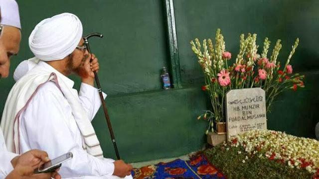 Jawaban Habib Umar Untuk Kelompok Anti Ziarah