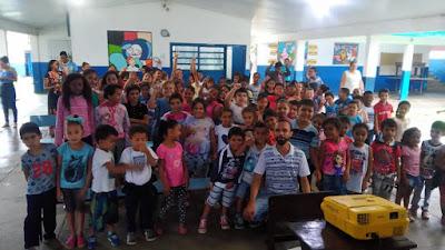 Juquiá tem semana com programação de conscientização sobre Dia Mundial da Água