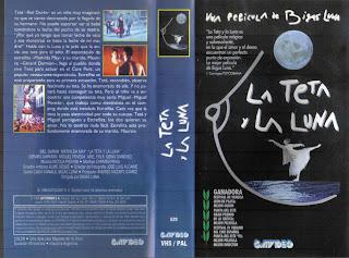 Титька и луна / Груди и луна / La Teta y la luna / La teta i la lluna.