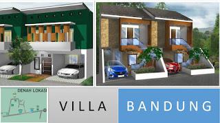 Villa rumah Syariah Montana Green Cilengkrang Bandung jadi tidak perlu cari rumah over kredit bagi yan terkena BI cheking