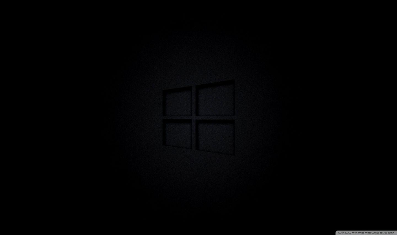Windows Dark Wallpaper Wallpapers Direct