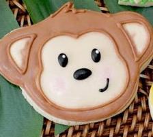 печенье с обезьяной