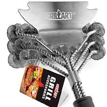 GRILLART 18-Inch Grill Brush