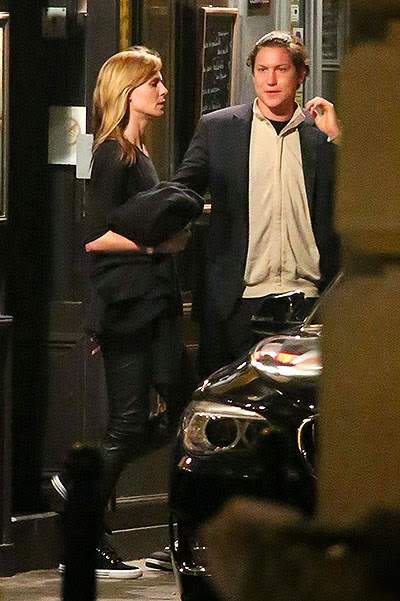 Heidi Klum and Vito Schnabel in France