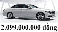 Giá xe Mercedes E200 2018