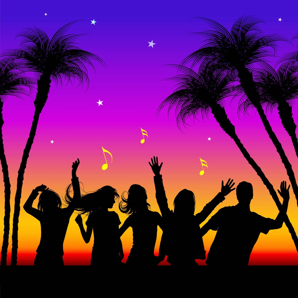 Beach parties in Goa
