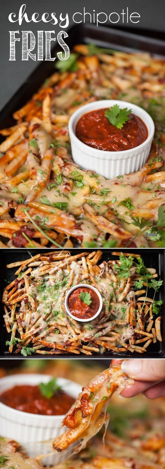 Cheesy Chipotle Fries