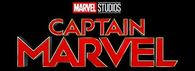 Капітан Марвел лого