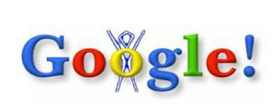 Google First Doodle