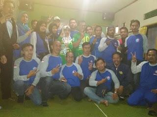 Pendaftaran Bacaleg Pekerja Ke KPUD Kota Tasikmalaya