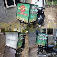 jual Tas delivery makanan Surabaya Ayam gecok