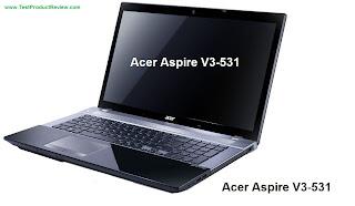 Acer Aspire V3-531 laptop