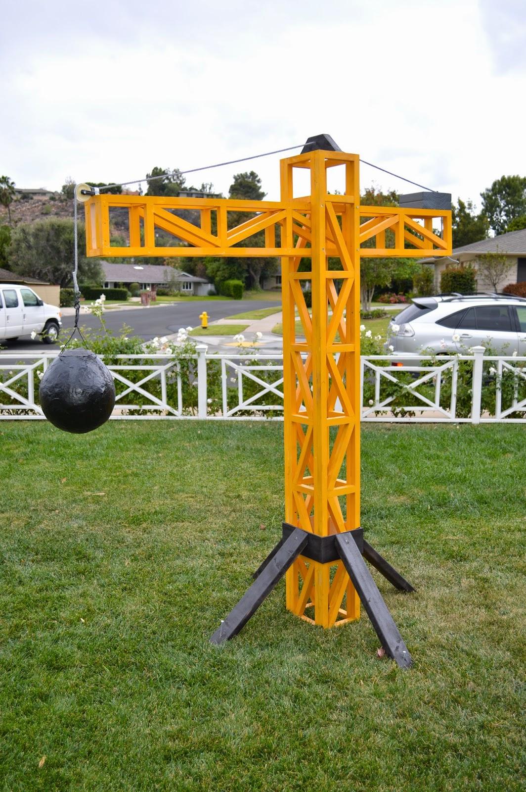 It S Ella S World Now Everett S Construction Truck Amp Tool