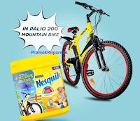 Logo Concorso ''Nesquik, storie di bici'': vinci oltre 200 Mountain Bike