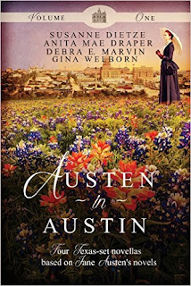 Book cover: Austen in Austin by various authors