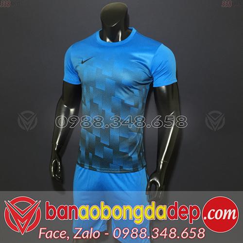 Áo không logo Nike LaMa SPH01 Xanh Dương