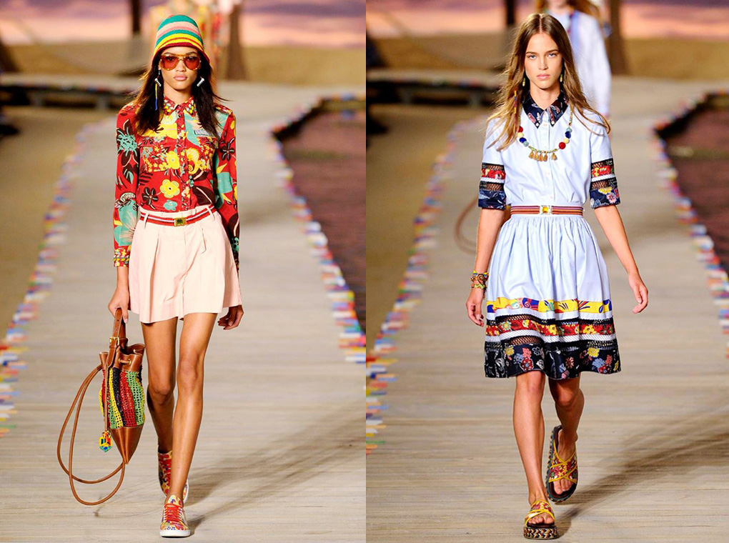 Eniwhere Fashion - Tommy Hilfiger - Spring/Summer 2016