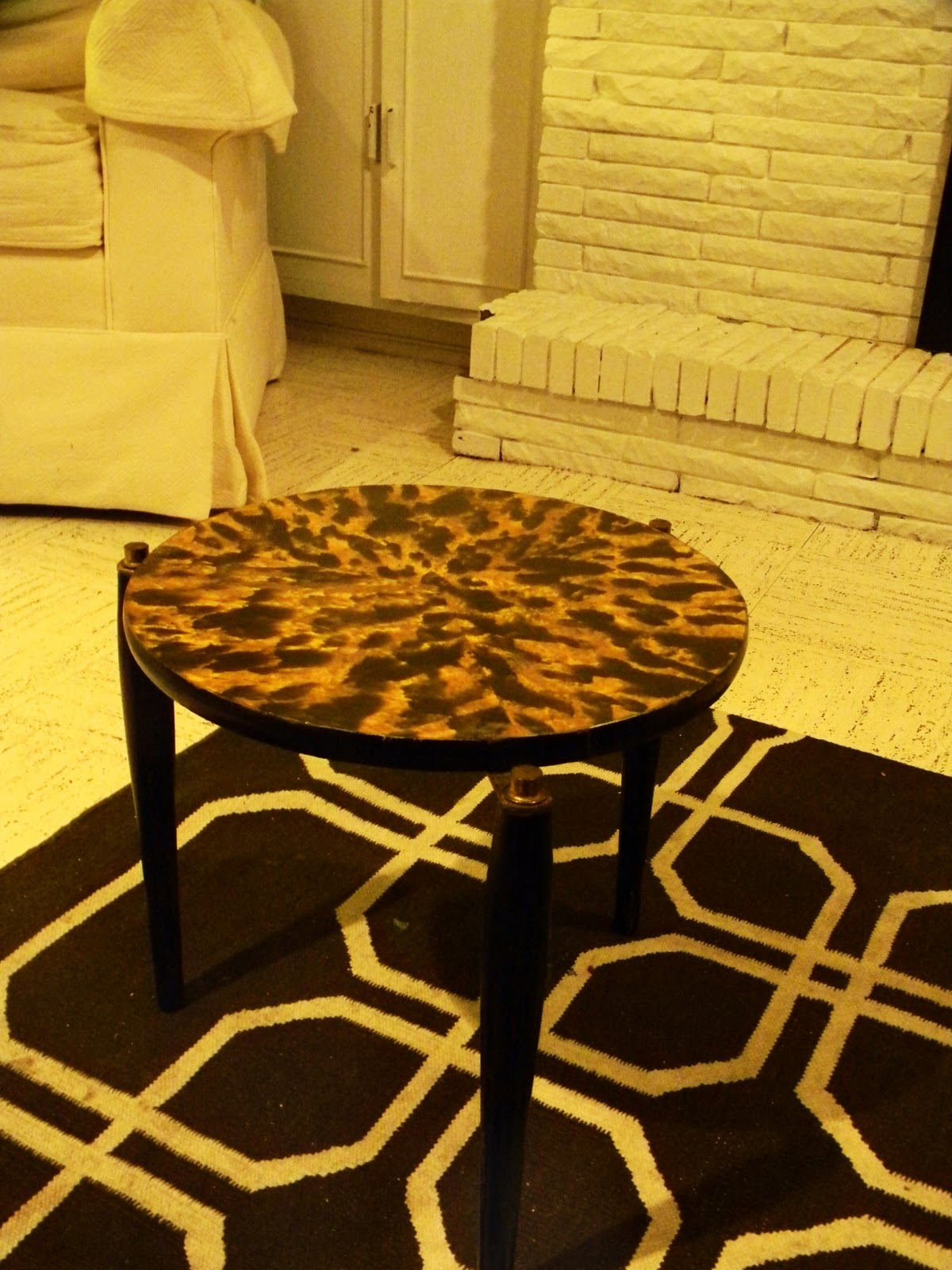 Gorgeous shiny things faux tortoise shell how to and more faux tortoise shell how to and more solutioingenieria Choice Image