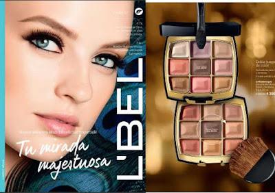 Catalogo Lbel campaña 06 2017 : maquillaje