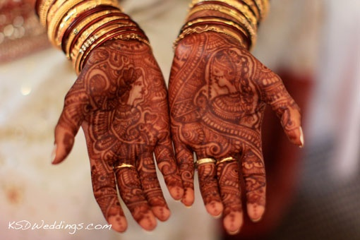 Egyptian Henna Designs: Mehndi Designs For Weddings