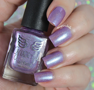 Grace-Full Nail Polish Dragon Snuggles | Once Upon a Dream Collection
