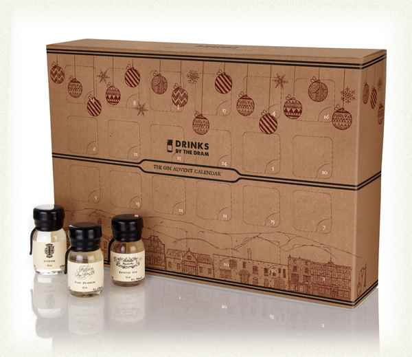 Drinks By The Dram Boozy Advent Calendars Beautiful Bold And Expensive