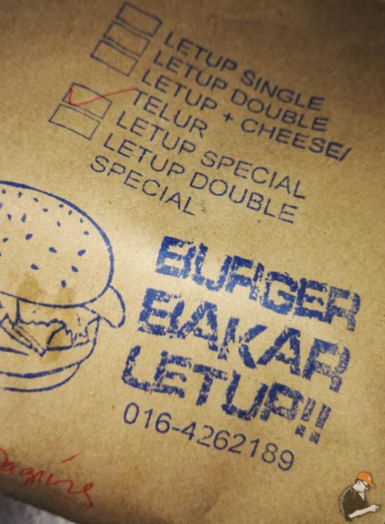 Burger Bakar Letup