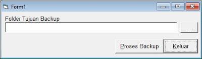 Cara Backup Database Mysql (Mysqldump)