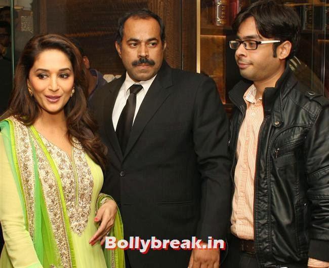 , Madhuri Dixit & Huma Qureshi Promote Film Dedh Ishqiya