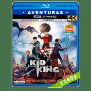 Nacido para ser rey (2019) Ultra HD BDREMUX 2160p Latino