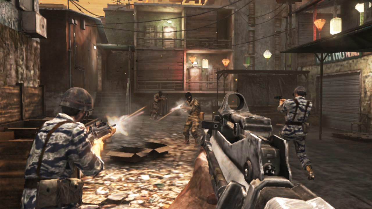 Call Of Duty Black Ops Declassified (VPK/MAI) PS VITA - Game-2u com
