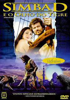 Simbad e o Olho do Tigre - BRRip Dublado