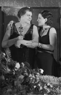 Norma Shearer Marie Dressler 1932 Oscars