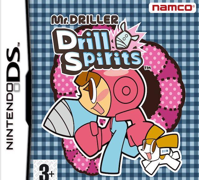 Mr. Driller: Drill Spirits (E) (Trashman)
