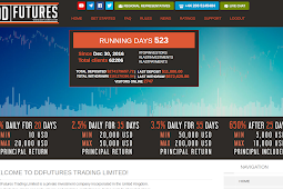 WELCOME AND INVITE TO DDFUTURES TRADING LIMITED!