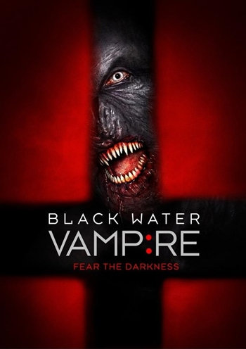 The Black Water Vampire (2014) DVDRip Latino