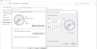 Cara Memperbaiki Waktu dan Tanggal di Windows 10