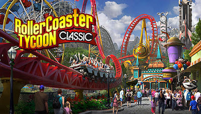 RollerCoaster Tycoon Classic Apk Full Mod + OBB Data Download