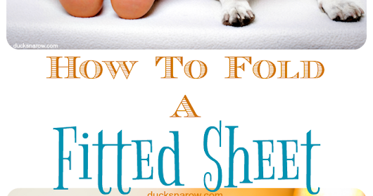 Can You Fold A Fitted Sheet? Here is How to Do It!