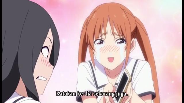 Aho Girl Episode 08 Subtitle Indonesia