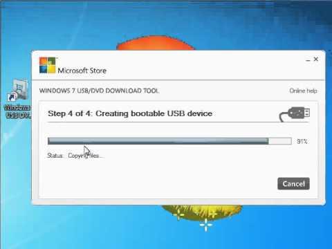crack windows 7 usb dvd  tool