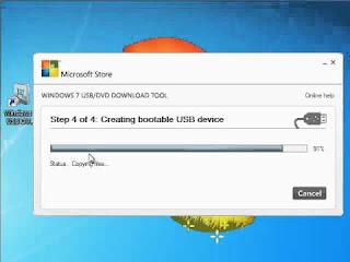 Windows USB DVD Tool Bootable Windows Xp