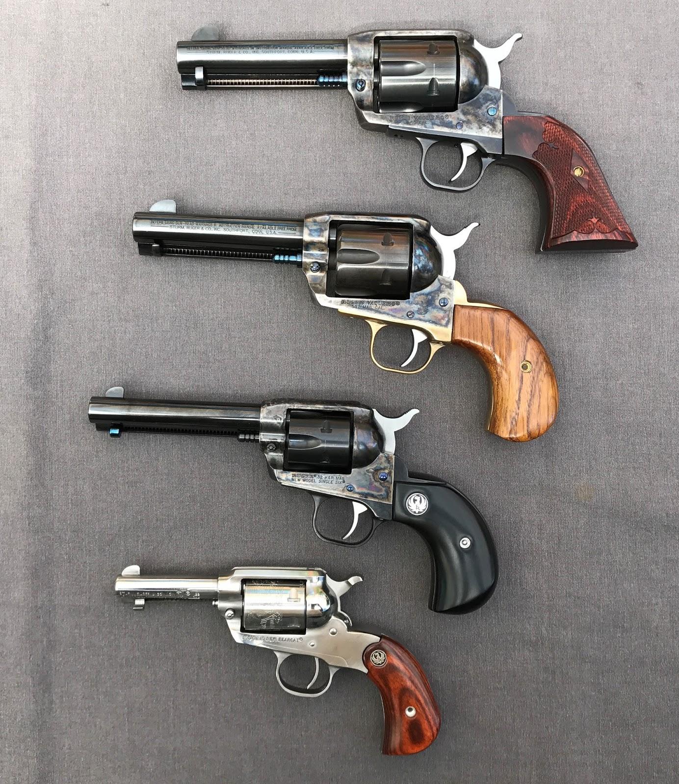 TINCANBANDIT's Gunsmithing: Cowboy Guns