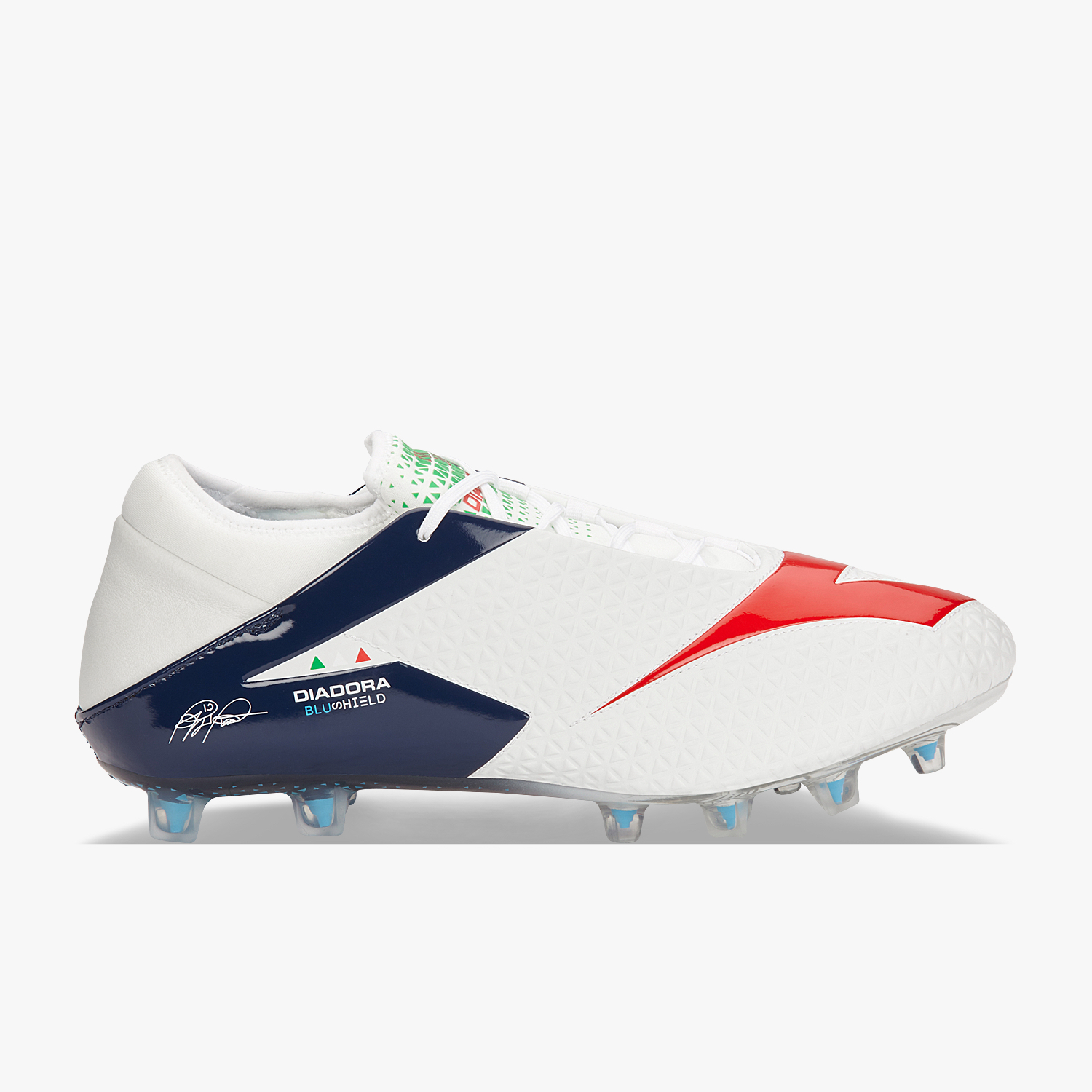 f88cb0065bd Match Winner Blushield Roberto Baggio Diadora Match Winner Blushield  Roberto Baggio Italy OG - Features ...