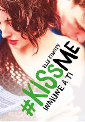 OFF TOPIC : LIBRO - Inmune a ti (#KissMe 3) : Elle Kennedy (Alfaguara - 7 Julio 2016) NOVELA JUVENIL ROMANTICA Edición papel & digital ebook kindle  Comprar en Amazon España