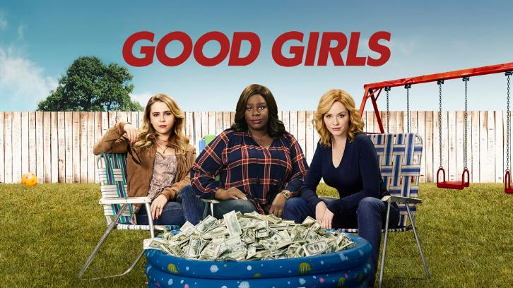 Good Girls - Promos, Cast Promotional Photos, Featurettes + Key Art *Updated 17th February 2018*