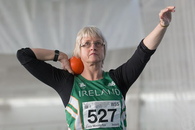 Alex Rotas photography veteran masters older athletes Dublin Irish